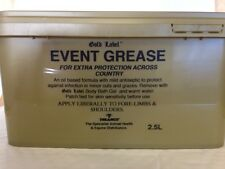 GOLD LABEL EVENT GREASE / REMOVER eventing cross country horse leg protection