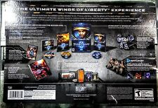 StarCraft II: Wings of Liberty -- Collector's Edition (Windows/Mac: Mac and Wind