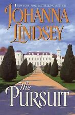 The Pursuit by Johanna Lindsey (2002, Hardcover)