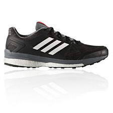Adidas Supernova Sequence 9 Mens Black Support Running Shoes Trainers Pumps