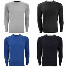 Bench Mens Prank Long Sleeve Crew Neck Sweater/Jumper