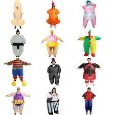 Inflatable Adult Kids Fancy Dress Hen Night Halloween Carnival Festival Outfit