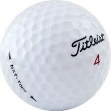 100 Titleist NXT Tour Refinished - FREE Tees!