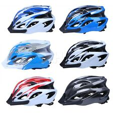 Adult Unisex Road Mountain Bicycle Bike Cycling Sports Safety Helmet with Visor