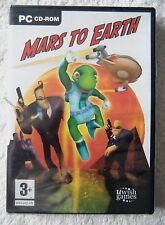31695 PC Game - Mars To Earth [NEW & SEALED] - () Windows XP UWB030