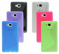 Gel Silicone Case Silicon Case Accessories For LG D605 Optimus L9 II @ COFI