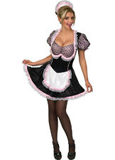Adult Sexy French Maid Costume Rubies 56092