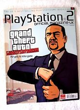 34520 Issue 67 Official UK Playstation 2 Magazine 2005