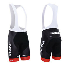 New Mens Riding Gear Cycling Bib Shorts Bike Bicycle Trouser Racing Pants Black