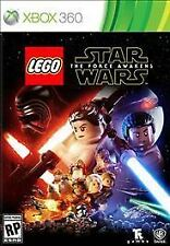 LEGO Star Wars: The Force Awakens. Xbox 360. Complete. Free Shipping. Jedi.