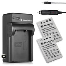 EN-EL5 ENEL5 Battery & Charger for Nikon Coolpix P500 P510 P520 P530 P90 P100 US
