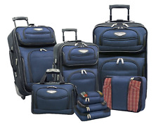Travel Select Traveler's Choice Amsterdam II 8-piece Deluxe Packing Luggage Set