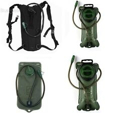 2L/3L Hydration System Water Bag Pouch Backpack Bladder Hiking Climbing BLLT