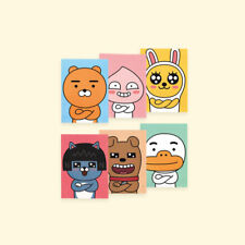 Kakao Friends Character Letter Lined writing stationery Paper Envelope Set