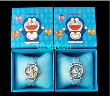 New 5/10/20/30 Pcs Doraemon Cartoon Children Watches W/Gift boxes Wholesale