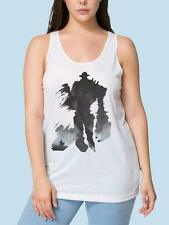 SHADOW OF THE COLOSSUS WANDER VS COLOSSUS PS2 VIDEOGAME TEAM ICO TANK TOP