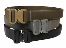 Elite Survival Systems CO Shooters Belt with Cobra Buckle, 1.5""