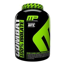 Combat 100% Isolate 5lb (2267g) - Muscle Pharm - Protein isolate
