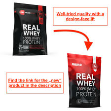 100% Real Whey Protein 1250 g - Prozis Sport - BCAA rich - Stevia
