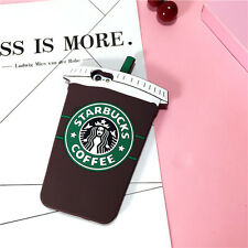 Hot Coffee Cup Design 3D Soft Silicone Back Case Cover For iPhone 5S 6 6s 7 Plus