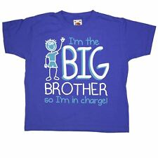I'm The Big Brother T Shirt - 8Ball Tees