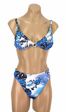 Vintage KECHIKA SWIMWEAR NWT WOMEN'S 2 PIECE BIKINI WITH UNDERWIRE TOP SIZE 8*