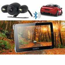 7'' Truck Car GPS Navigator 8GB Navigation System Sat Nav Bluetooth EU Map XGODY