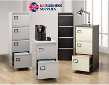 Bisley Filing Cabinets 4,3 & 2 Drawer Various Colors Fast Delivery! From £119.00