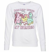 Official Women's My Little Pony Rollin With My Homies Jumper