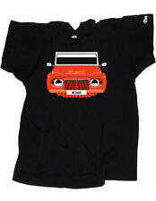 CUSTOM HTees T-shirt -CITROEN MEHARI 1968-87, Pick car colour & plate, S-XXXL