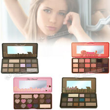 UK Too Faced Chocolate Bar/BON BONS/Semi Sweet Peach Eyeshadow Makeup Palette