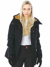 Roxy True Black Andie Womens Snowboarding Jacket