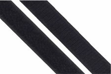 2M Self Adhesive Sticky Backed VELCRO® 1m Hook and 1m Loop Tape, FREE P&P