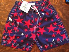 NWT, Baby Boy Hanna Andersson Swimsuit, Swim trunks, 80, 18-24 months