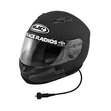 PCI HJC CS-R3 Playcar RaceAir DOT Helmet White or Flat Black XS-XXL