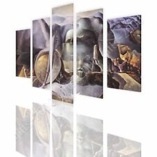 Alonline Art - CANVAS (Rolled) The Endless Enigma Salvador Dali 5 Panels