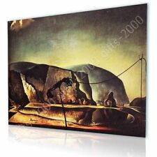 CANVAS (Rolled) Lobster Telephone Salvador Dali Oil Paintings Prints Oil Paints