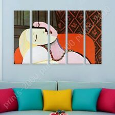 POSTER Or STICKER Decals Vinyl The Dream Pablo Picasso 5 Panels Art Posters