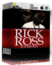 Rick Ross Drum Sound Kit  Producers Make Beats