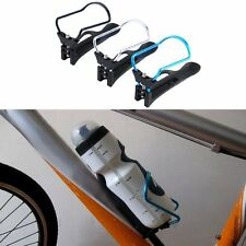 Bike Bicycle Cycling Aluminum Alloy Rack Water Drink Bottle Holder Bracket CaAL