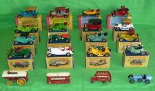 Matchbox Models of Yesteryear Job Lot x 20 (16 boxed 4 unboxed)