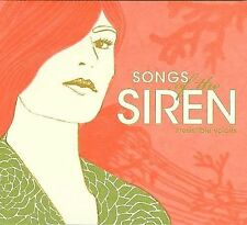 Songs of the Siren: Irresistible Voices [Digipak] by Various Artists (CD, Apr-20