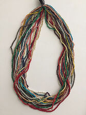"""23 Different Strands of Beads 16"""" for Crafts and/or Jewelry Making"""