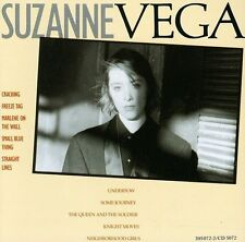 Suzanne Vega by Suzanne Vega (CD, Oct-1985, A&M (USA))