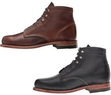 New Women's WOLVERINE 1000 Mile Leather Boots MADE IN USA