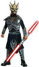 Savage Opress Star Wars Clone Fancy Dress Up Halloween Deluxe Child Costume