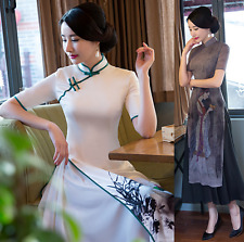 new!National wind fashion two-piece long cultivate one's morality dress dress