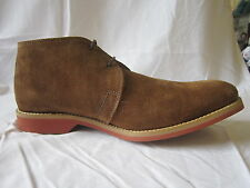 MENS ANATOMIC & CO ANKLE BOOTS TOBACO SUEDE 'COLORADO' '5203'