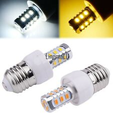 New 7W E27 SMD5630 15 LED Bulb Lamp Corn Warm/Cold White Light 220-240V LM01