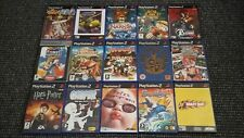 Playstation 2/PS2 Games Make Your Own Bundle/Joblot Tested And Complete (13)